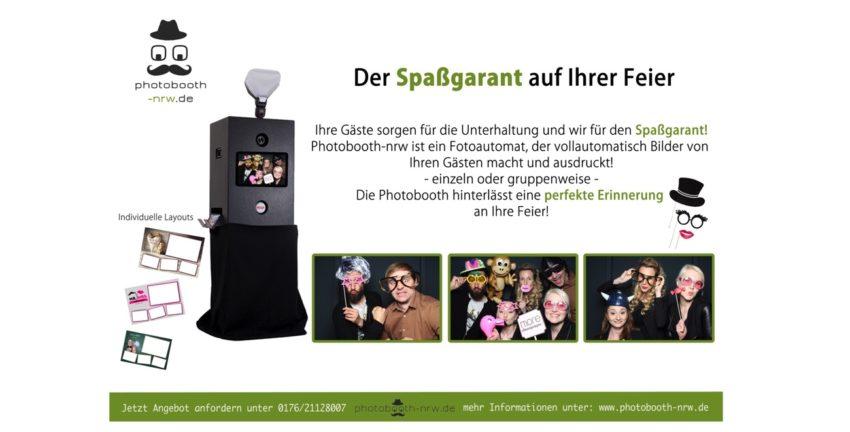 Photobooth Informationen